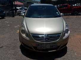 Opel Corsa 1.4 engine capacity