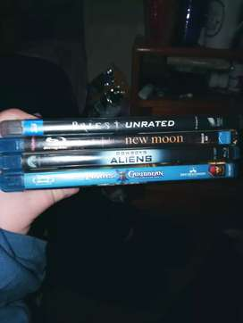 Blu-ray DVDs for sale