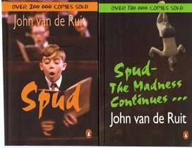 Spud & Spud The Madness Continues