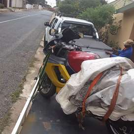 Transportation of vehicles, motorbikes , goods countrywide from