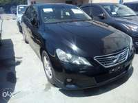 Toyota Mark X Arrived now KCP Number 0