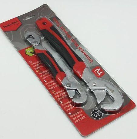 Универсальный ручной гаечный ключ snap'N Grip накидной 23 в1 разводной Житомир - изображение 2