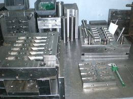 Изготовление пресс-форм / Услуги металлообработки на фрезерном ЧПУ