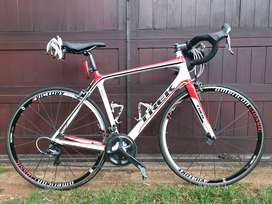 Trek Madone 4.5 2014, with Stages power crank