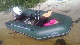 лодочный мотор Ямаха 6 + лодка + документы