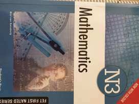 Engineering Maths N3 textbook