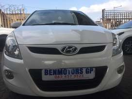 2013 Hyundai i20 Engine 1.4 Automatic