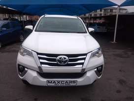 2018 Toyota fortuner 2.4 gd-6 7 seater,manual