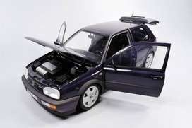 Limited Edition Golf VR6 Model