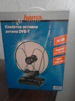 Универсальная комнатная активная антенна DVB-T Hama