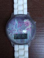 Zegarek Frozen dla dziewczynki Kraina Lodu