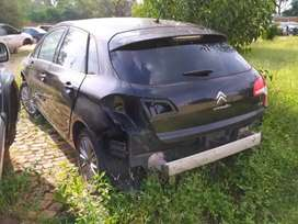 2012 Citroën C4 1.2 Now Stripping For Spares