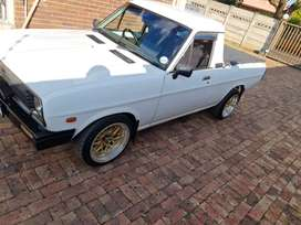 Neat Nissan 1400 for Sale