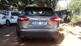 Nissan Qashqai 1.2 Accenter SUV Automatic For Sale