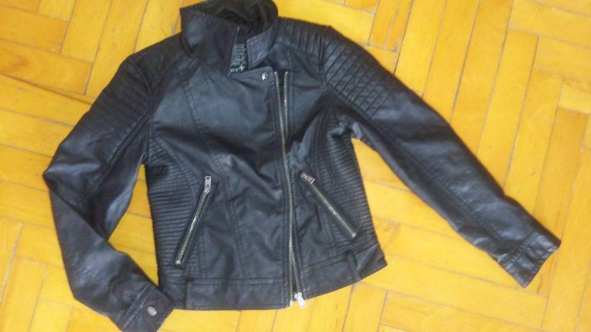 Kozna kraca jaknica vel 6-8god 0