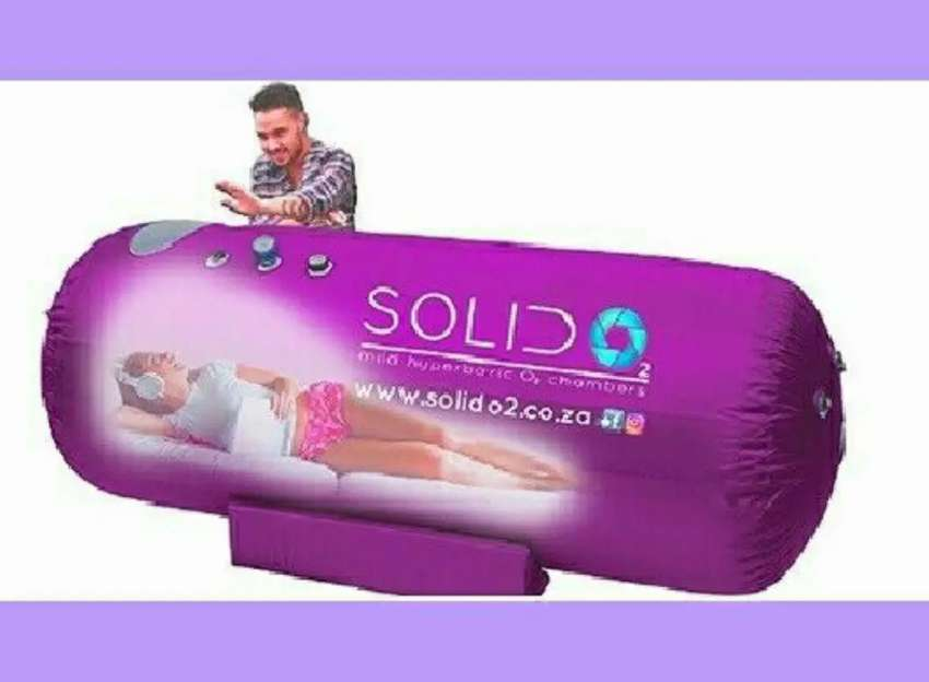 Solid O2 Mild Hyperbaric Oxygen Chamber 0