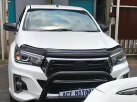 2018 TOYOTA HILUX 2.4 SRX FOR SALE R314999