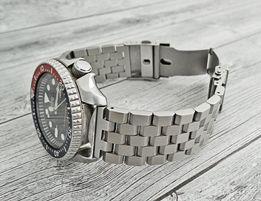 """Браслет для часов """"Инженер"""" , литой, для Seiko, Citizen, Амфибия и тд"""