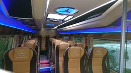 Wynajem Busa na wesele 6,7,8 lub 20 osobowy- przewóz gości/ osób.