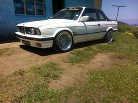 BMW E30 325i forsale or swop