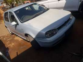 Vw golf 4 gti stripping for parts
