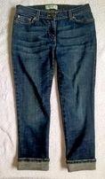 BENETTON damskie jeansy rybaczki rozm S/XS