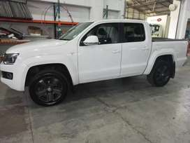 VW Amarok Double cab, TDI twin