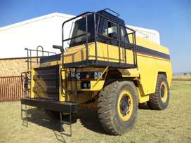 Cat 769C Water Bowser 40 000L for Sale