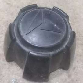 Toyota, old model, centre hub cap