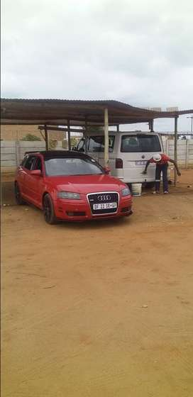 Hi am selling Audi A3 2009 model. Red in colour 2.0 FSI S Line