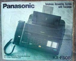 СРОЧНО Факс Panasonic KX-F50B