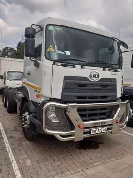 Nissan UD GWE Quester 420 truck for sale