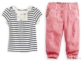 Льняные бриджи NEXT (некст) и футболочка CRAZY 8, размер 4-5 лет