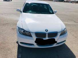 Selling 2008 BMW 3201 in a very good condition.
