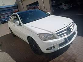 2009 Mercedes-Benz c180 in immaculate condition.