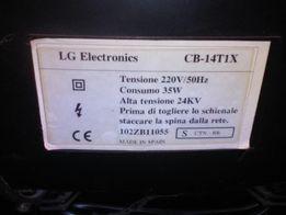 Продам ТВ LG. CB-14T1X