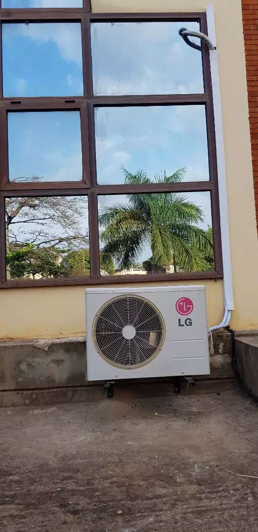 Air conditioning services 0