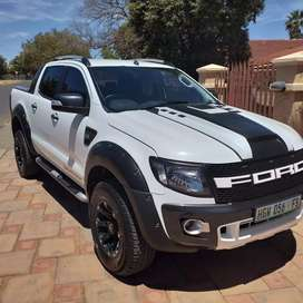 2014 Ford Ranger 3.2 6 Auto Wildtrack