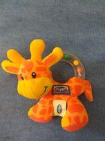 Игрушка погремушка жираф фирмы плей гро PlayGro