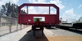 Home Made Triaxle (COW) FOR SALE
