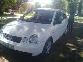 Selling my VW Polo Comfort line