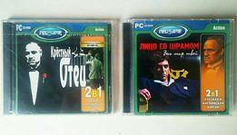 PC CD-ROM игри на основе гангстерской киносаге.