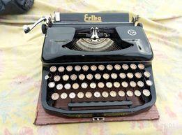 Немецкая раритетная пишущая машинка