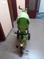 Продам детский 3-х колесный велосипед Azimut Trike.