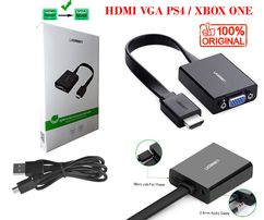 HDMI VGA PS4/Xbox one + аудио выход переходник, адаптер (Оригинал) New