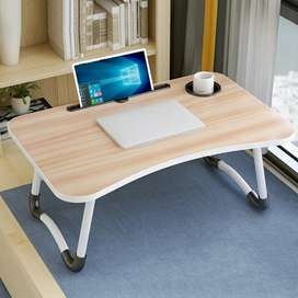 Laptop and tablet table