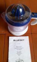 Соковыжималка для цитрусовых электрическая Bluesky BCJ 533 30Watt