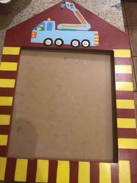 Kids Mirror or Picture Frame
