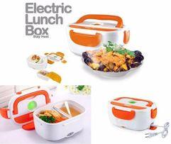 Lunch Box Контейнер для еды с подогревом Ланч Бокс 220В, 12В