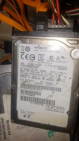 500gb laptop hardrive